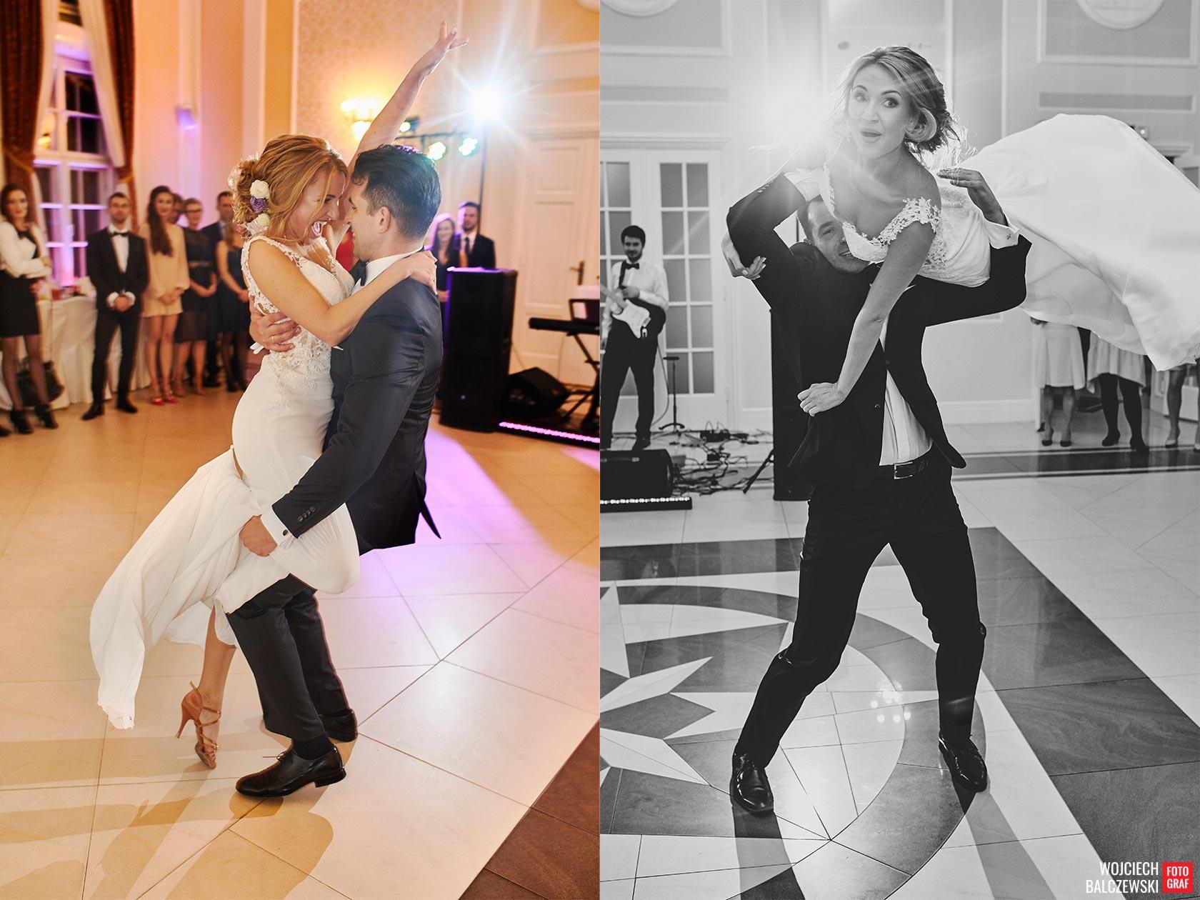roztańczone wesele i ślub w Riverside